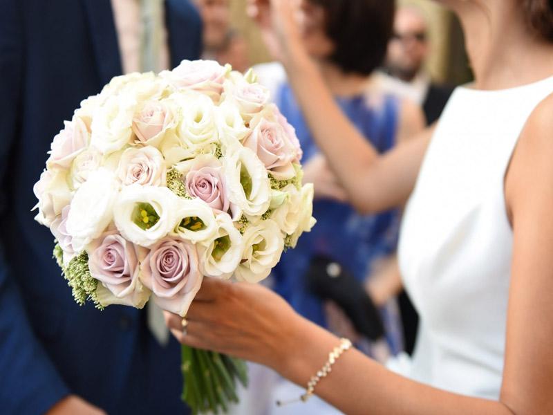 Flores para la novia!!!