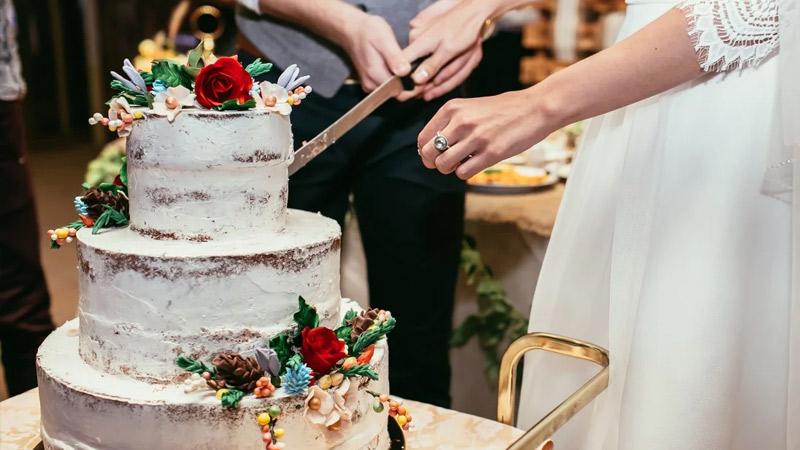 Diseño de Tortas de bodas originales