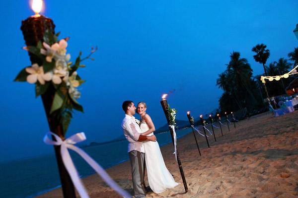 Decoración de tu boda en la playa