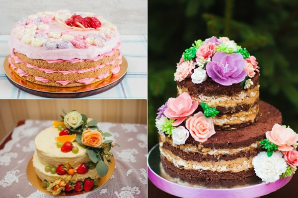 Sabores originales para tortas de matrimonio