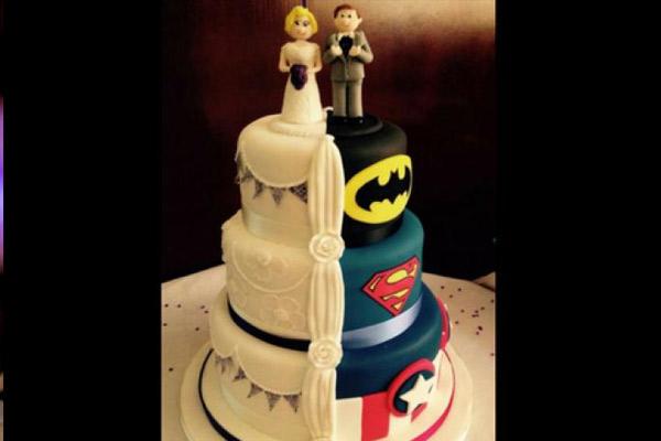 Tortas temáticas de Aniversario de casados