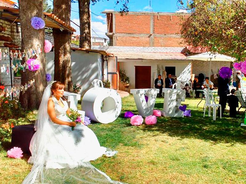 Boda en Huancayo: ¿El mejor lugar para casarse?