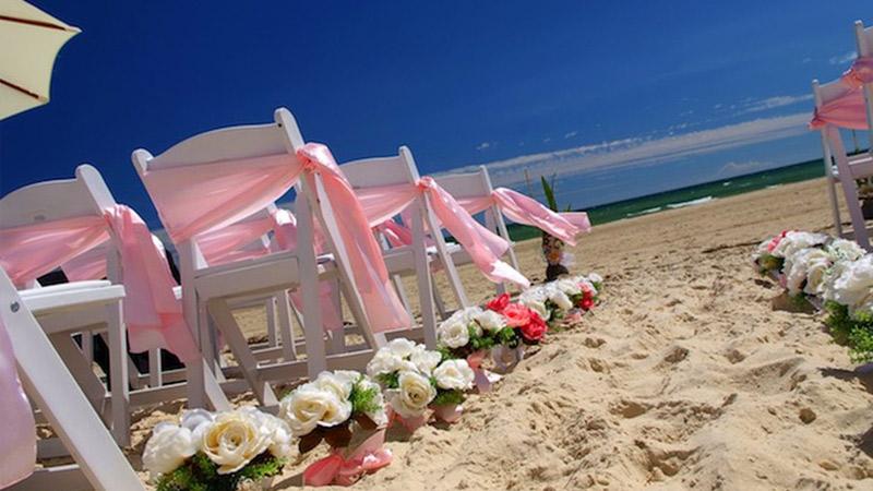 Matrimonios en la Playa, una experiencia inolvidable