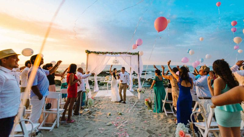 Las mejores Playas en Perú para celebrar tu matrimonio