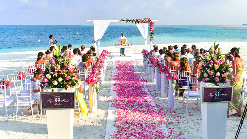 Matrimonio en la Playa: Ideas para una boda frente al mar