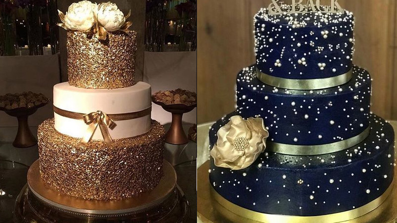 Tortas elegantes y sofisticadas