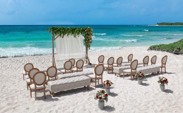 UNICO 20º87º Hotel Riviera Maya, el Todo incluido para celebrar bodas de ensueño