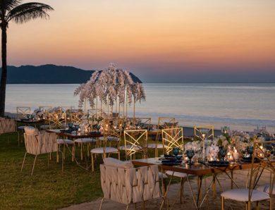 Serenidad, naturaleza y ultra-lujo se unen en Riviera Nayarit para deslumbrantes bodas